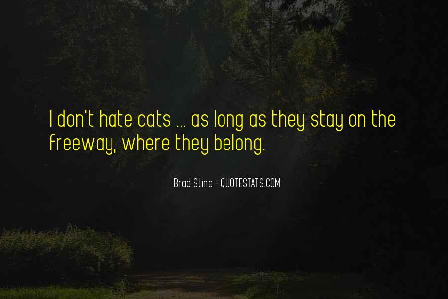 Stine Quotes #134068