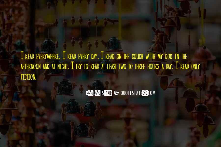 Stine Quotes #1380128