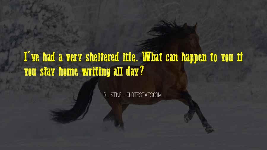Stine Quotes #1429258