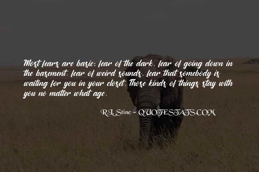 Stine Quotes #1517449