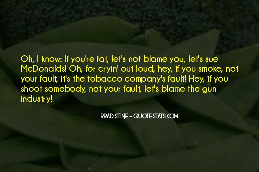 Stine Quotes #261216