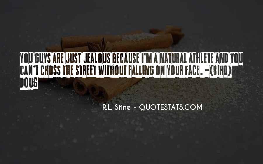 Stine Quotes #473903