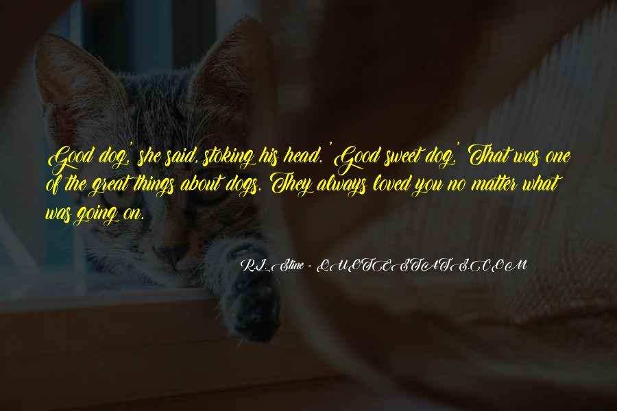 Stine Quotes #492948