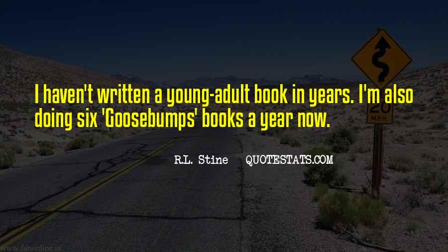 Stine Quotes #588594