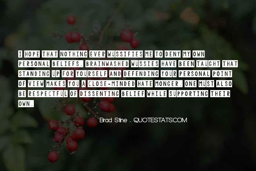 Stine Quotes #783405