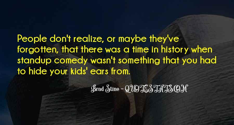Stine Quotes #806532