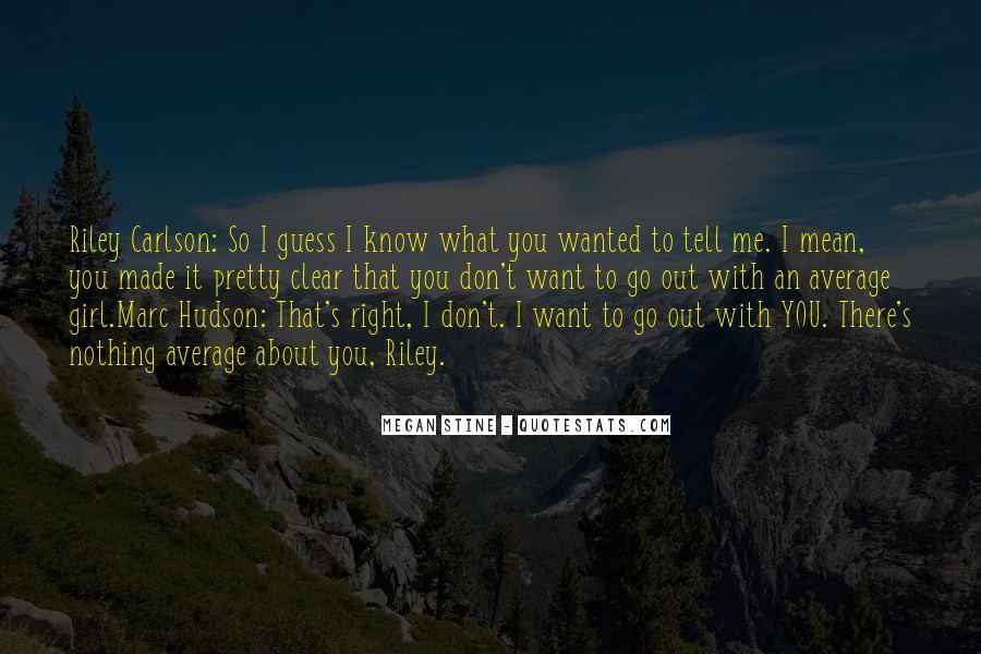 Stine Quotes #941840