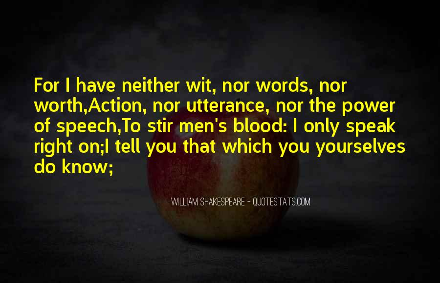 Stir To Action Quotes #1331332