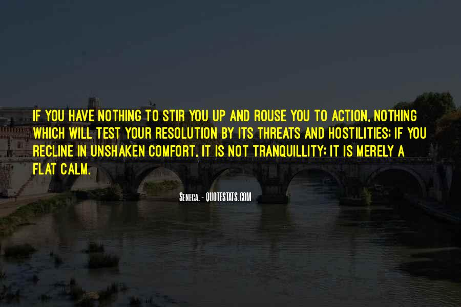 Stir To Action Quotes #1572540