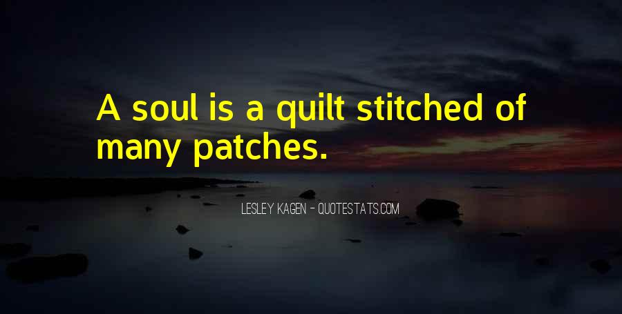 Stitched Quotes #1151604