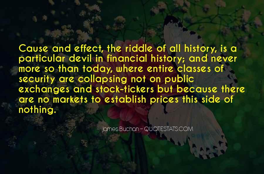 Stock Exchanges Quotes #23890