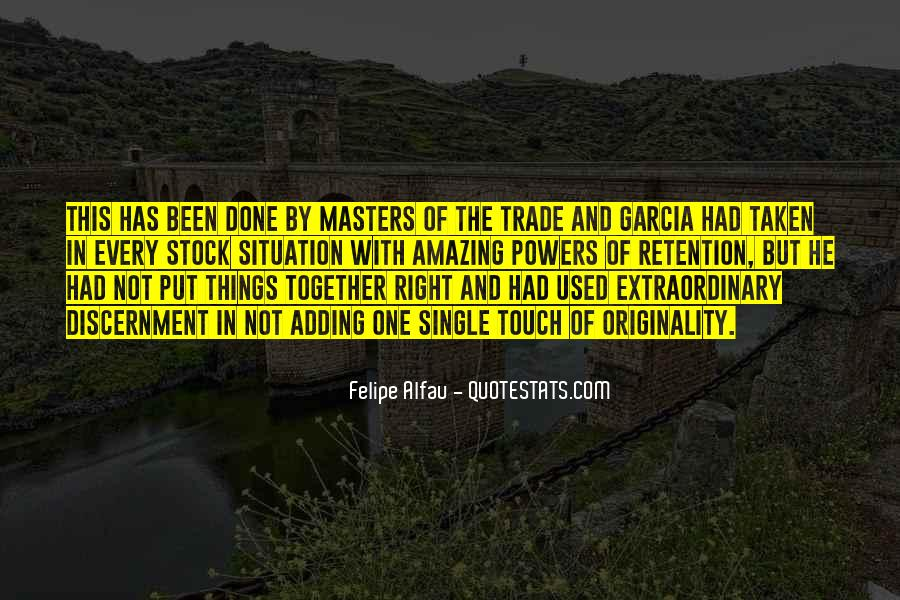 Stock Trade Quotes #1358676
