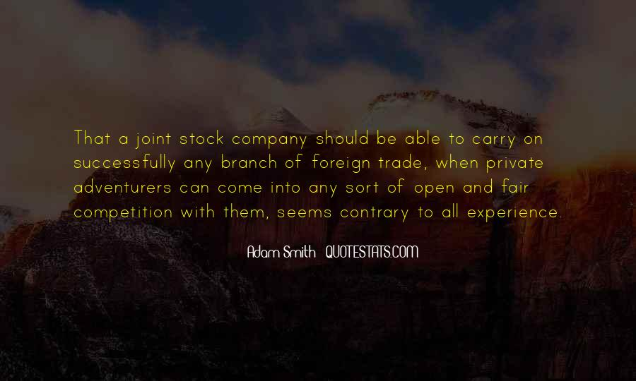 Stock Trade Quotes #1431388