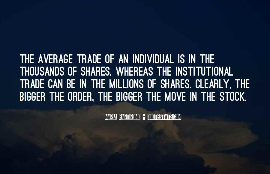 Stock Trade Quotes #1702169