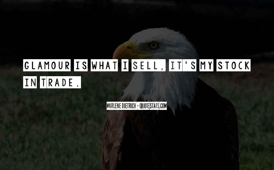 Stock Trade Quotes #444715