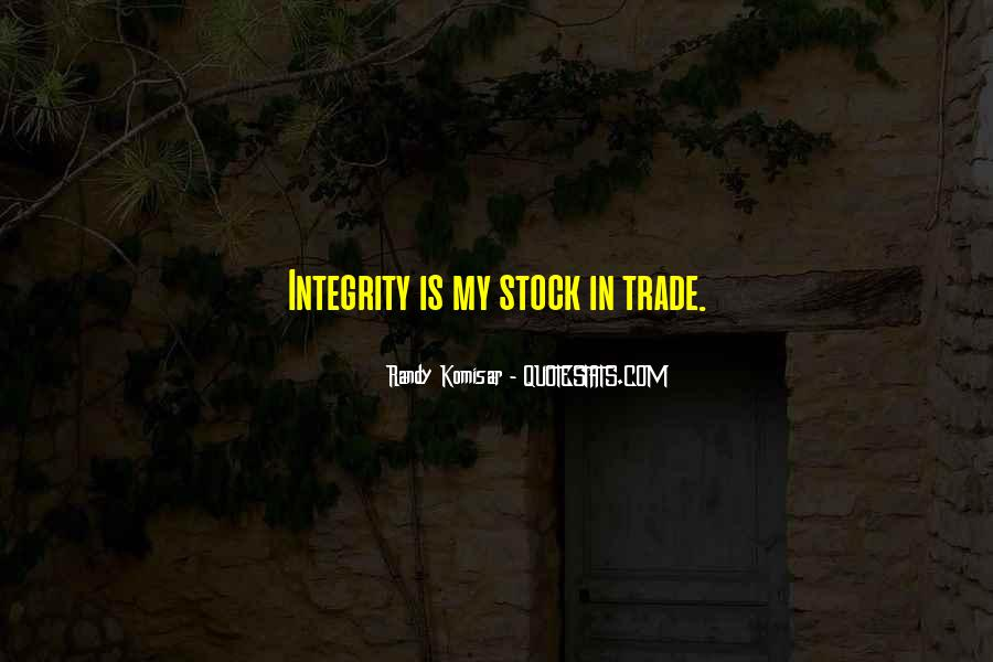 Stock Trade Quotes #852586