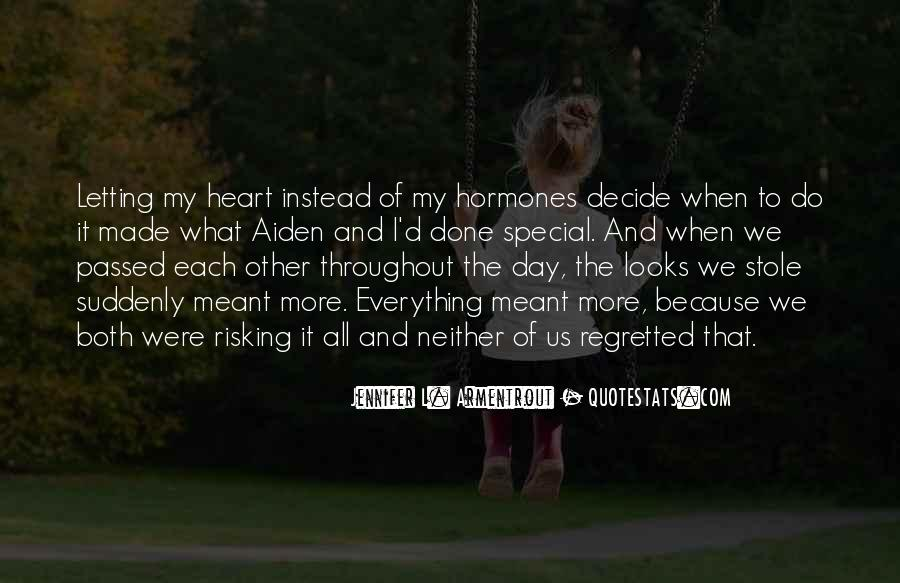 Stole Your Heart Quotes #1000012