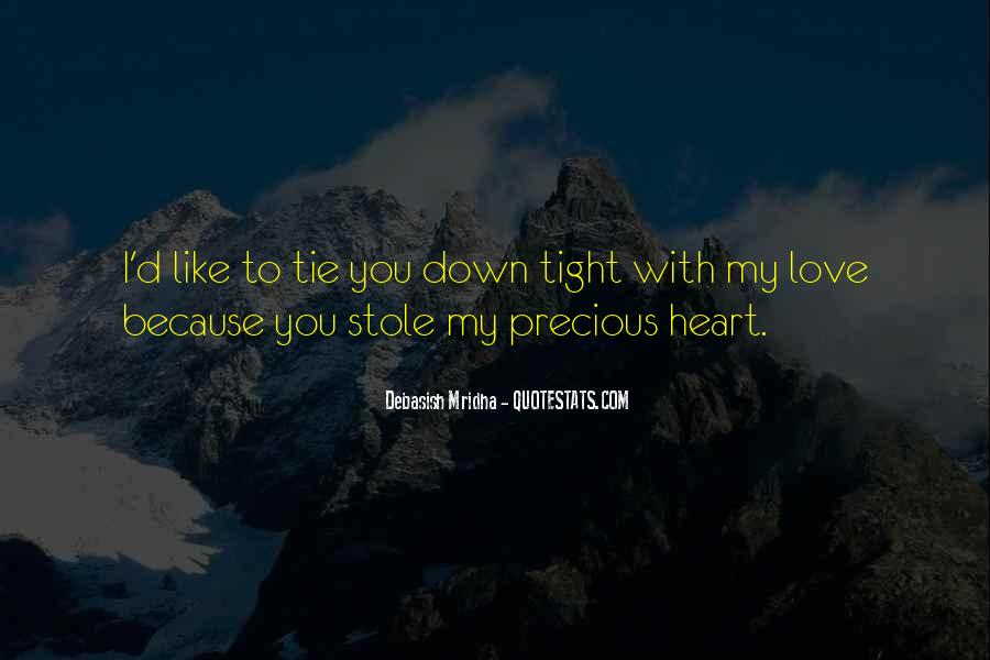 Stole Your Heart Quotes #657953
