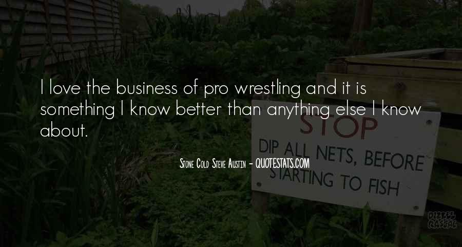Stone Cold's Quotes #1448623