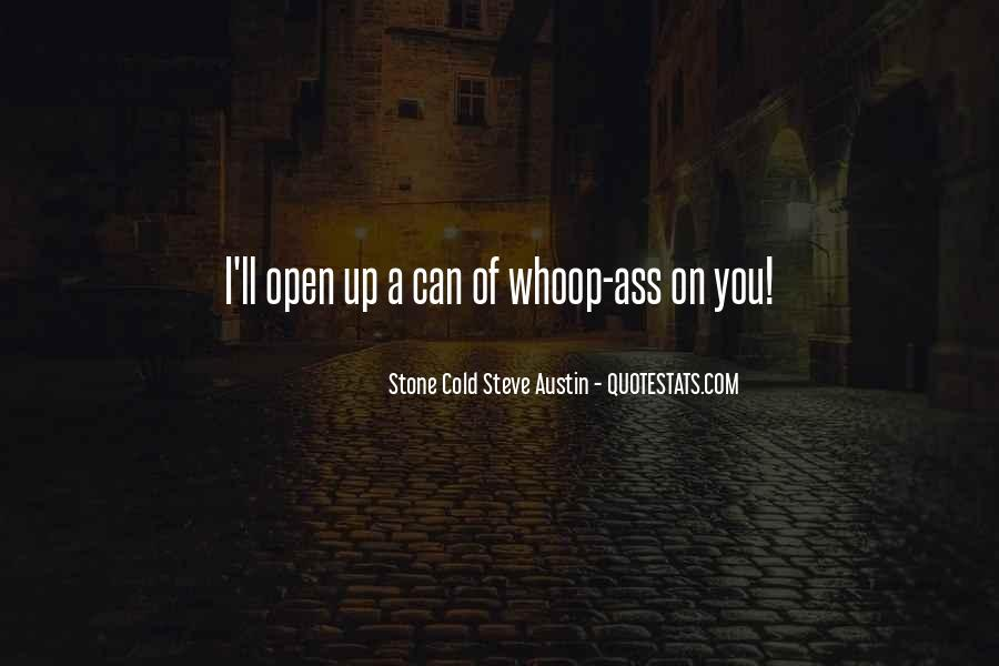Stone Cold's Quotes #1549045