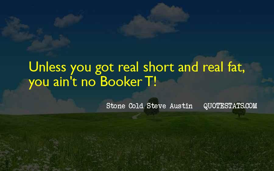 Stone Cold's Quotes #505388