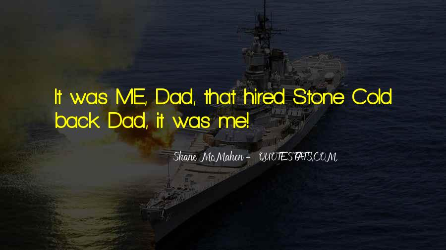 Stone Cold's Quotes #69140