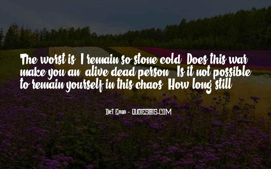 Stone Cold's Quotes #894503