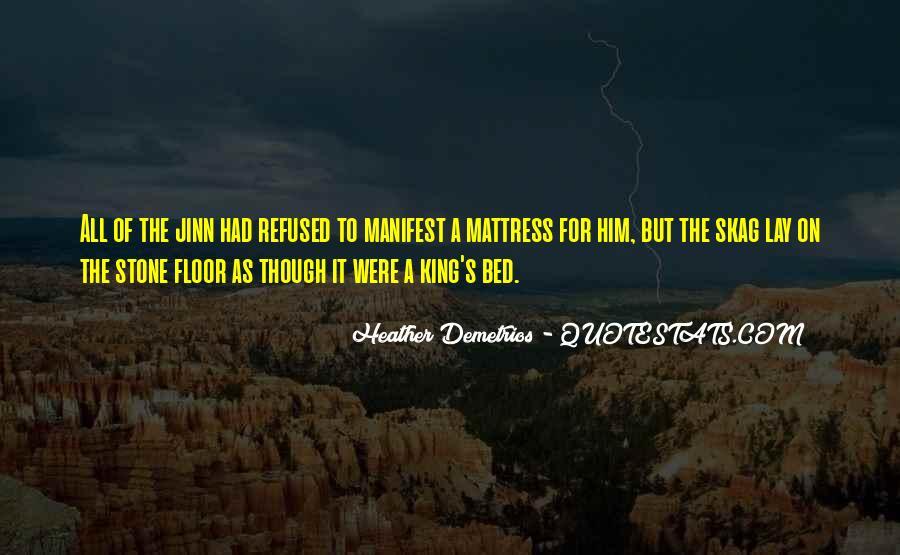 Stone Mattress Quotes #1091982