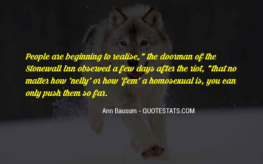 Stonewall Riot Quotes #1062735