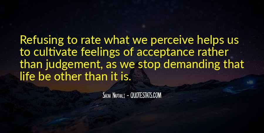 Stop Demanding Quotes #1320968