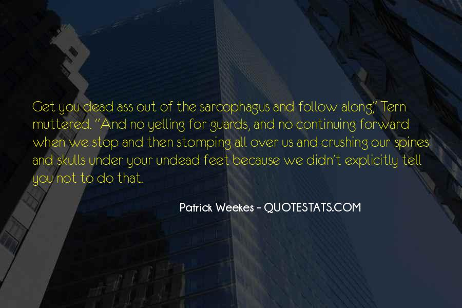Stop Following Others Quotes #1528