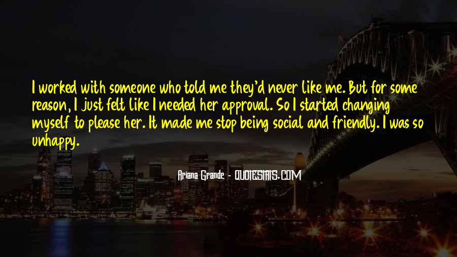 Stop Following Others Quotes #1794