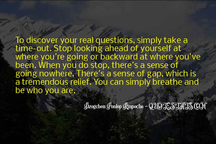Stop Following Others Quotes #7942