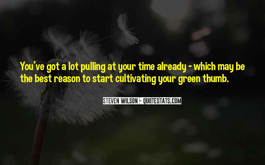 Stop Fooling Me Around Quotes #1729244