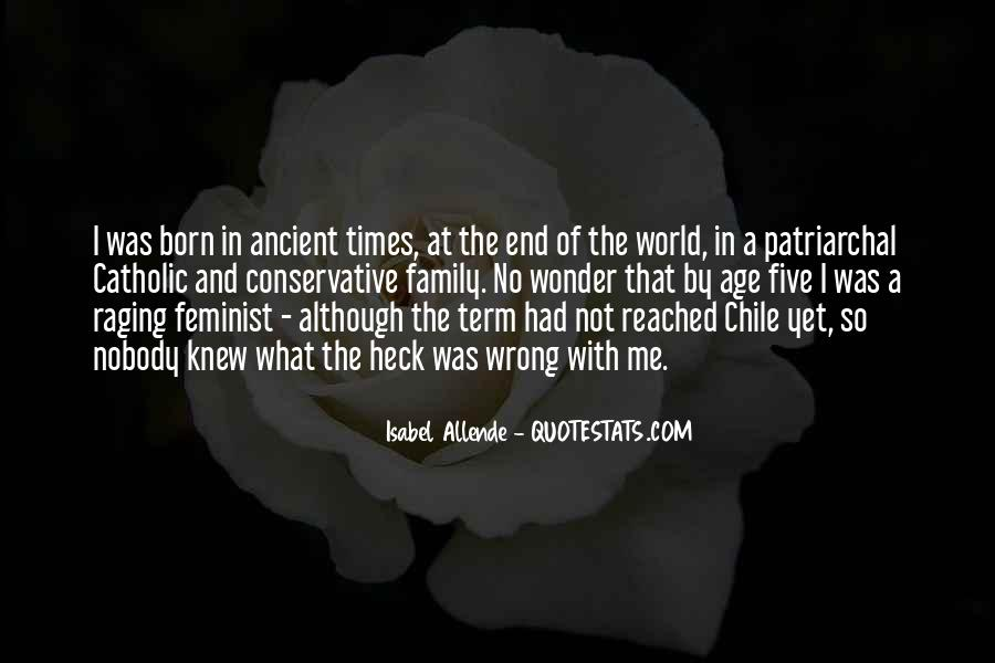 Quotes About Ancient Times #1075975