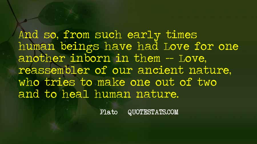Quotes About Ancient Times #1084164