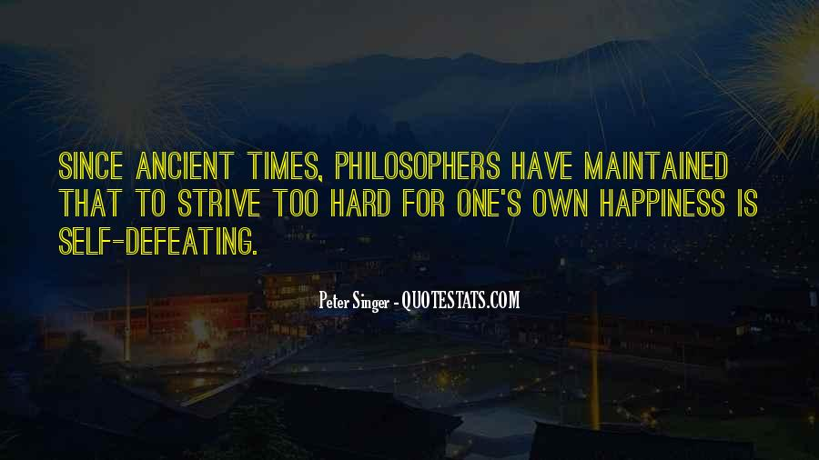 Quotes About Ancient Times #1085492