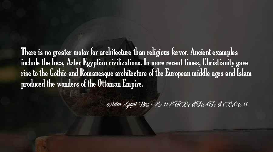 Quotes About Ancient Times #1145997