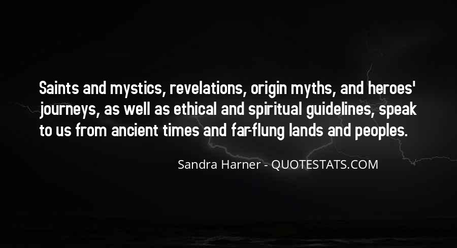 Quotes About Ancient Times #1271177