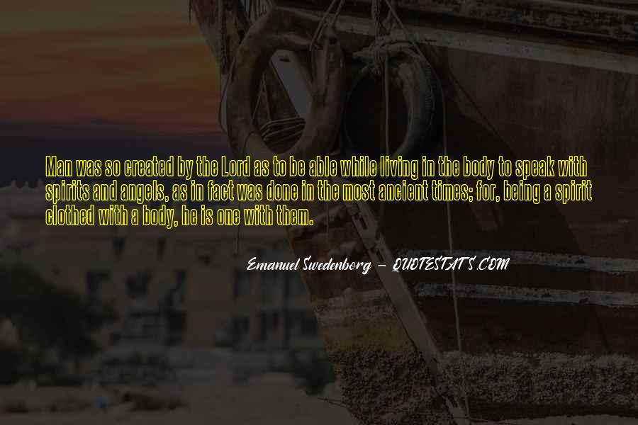 Quotes About Ancient Times #1416976