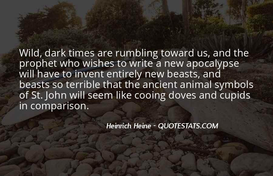 Quotes About Ancient Times #205991