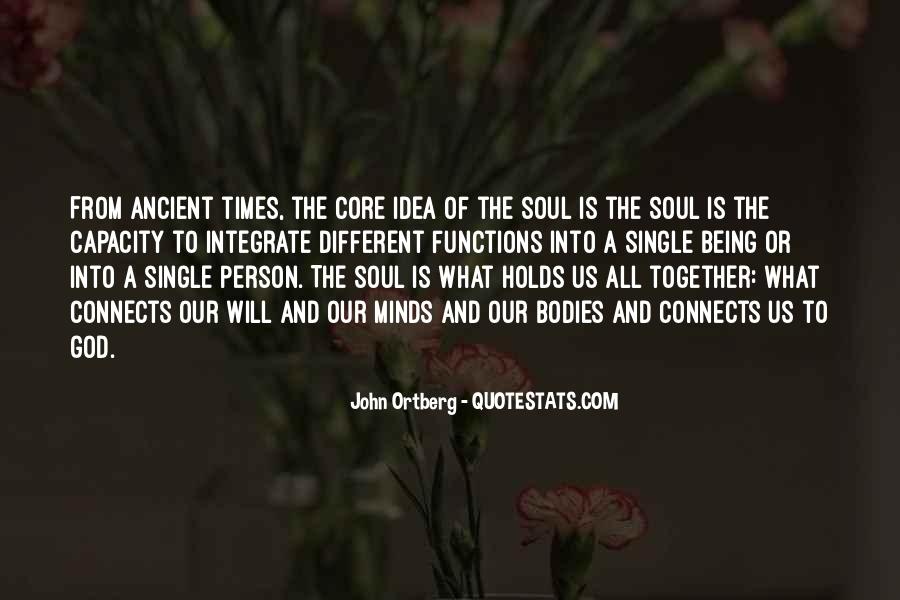 Quotes About Ancient Times #394217