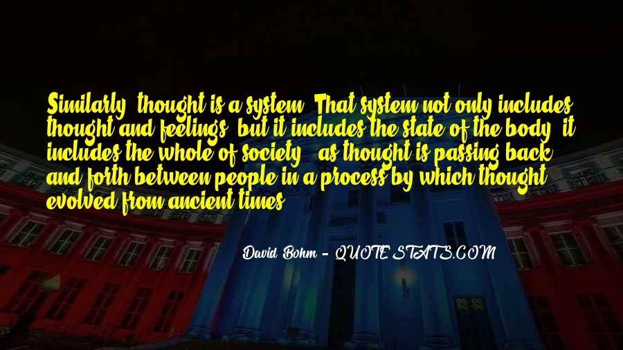 Quotes About Ancient Times #485478