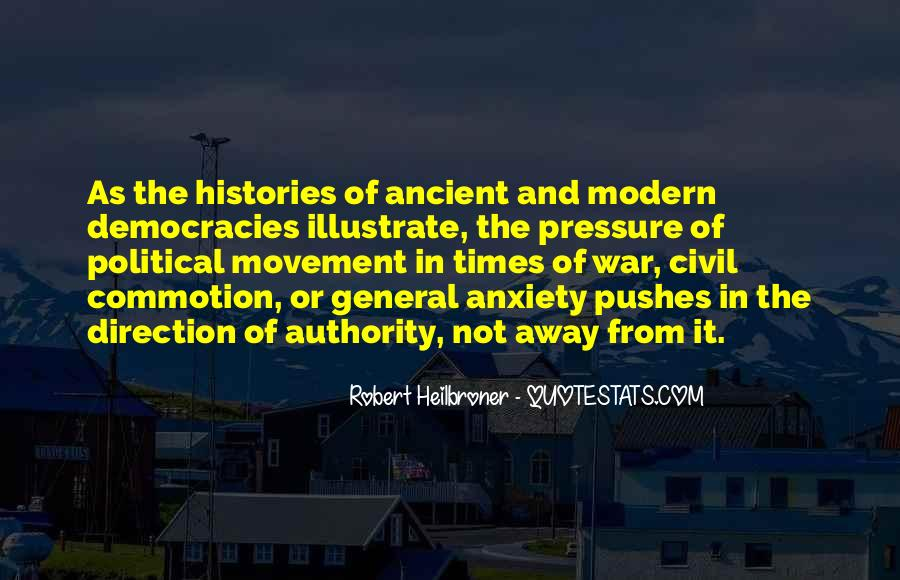 Quotes About Ancient Times #68736