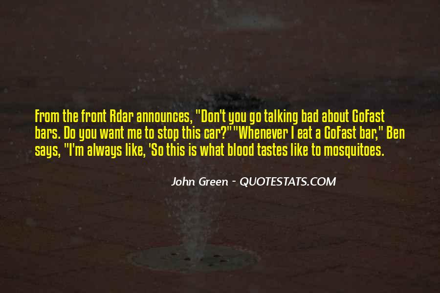 Top 14 Stop Talking Bad About Me Quotes: Famous Quotes ...