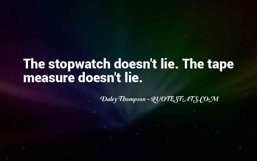 Stopwatch Me Quotes #1741176