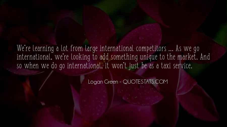 Quotes About Unique Man #39003