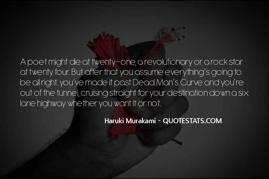 Straight Man Quotes #1004