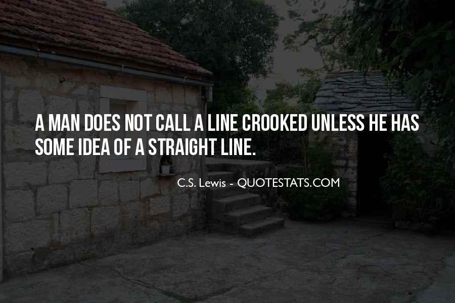 Straight Man Quotes #133660