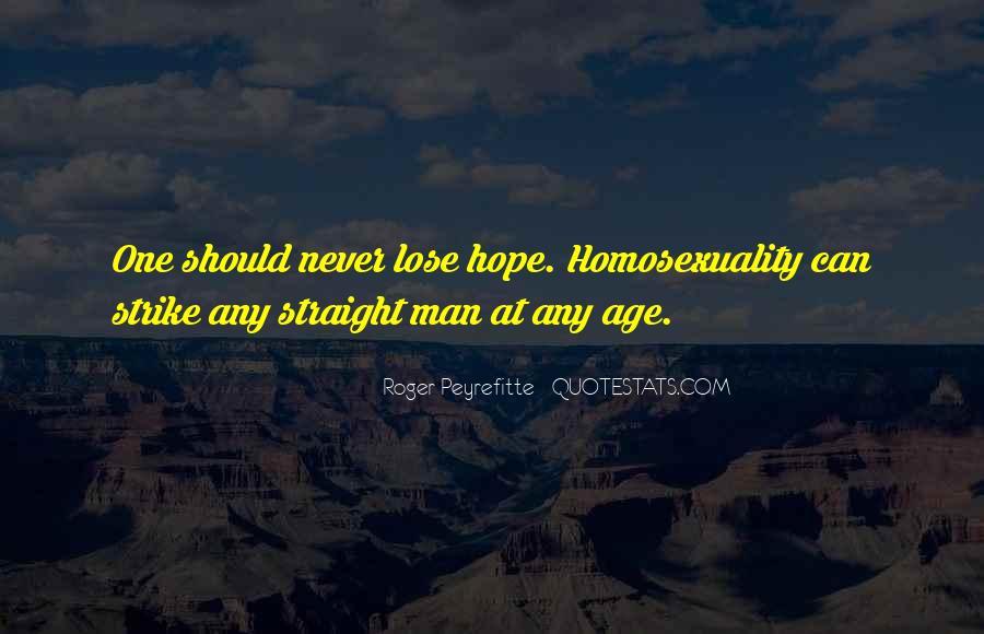 Straight Man Quotes #24125